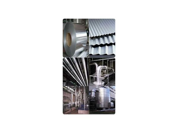 Aluminium Plat Sheet & Coil