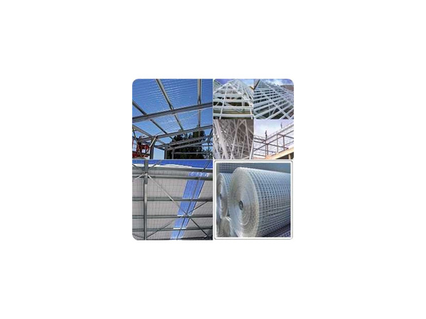 Galvanized Roofmesh